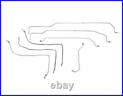 01-05 Chevrolet S10 Fuel Line Kit 4WD Ext Cab/Short Bed