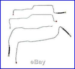 04-07 Chevy Silverado/Sierra Non-Flex Fuel Line, 3/8 Reg Cab