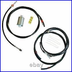 1988-1997 Chevrolet GMC Gas Trucks Complete Nylon Fuel Line Replacement Kit 11pc