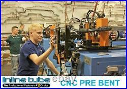 1995-99 Buick Lesabre Preformed Fuel Return Vapor Lines Kit Set Tubes SS