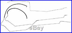 1995-99 Oldsmobile Aurora Preformed Fuel Return Vapor Lines Kit Set Tubes OE