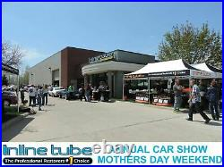 1996-99 Buick Park Avenue Preformed Fuel Return Vapor Lines Kit Set Tubes SS