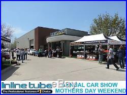 1998-02 Chevrolet Chevy Camaro Main Gas Fuel / Return Lines 4pc Kit Set Tubes SS