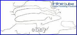 1999-02 Chevrolet GMC Longbed Ext Cab 1500 2wd Brake Line Set 919-105 Stainless