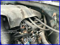 1999-2003 Chevrolet Silverado GMC Sierra V8 Only Nylon Fuel Line Replacement Kit