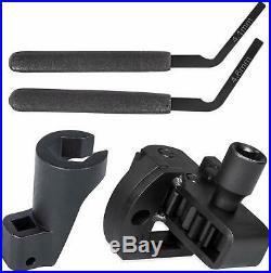 19MM High Pressure Fuel Line Socket & Engine Brake Adjustment Tools 4.6MM/4.1MM
