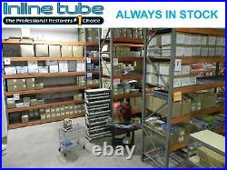 2000-05 Pontiac Bonneville Preformed FUEL RETURN VAPOR GAS Lines Kit Tubes SS