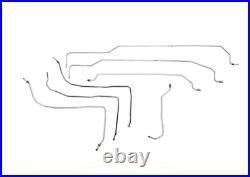 2001-03 GM 2500HD / 3500 Gas Reg Cab, Long Bed Fuel Line Kit TGL0100OM
