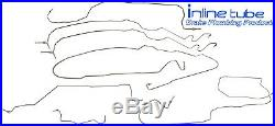 2003-06 Chevrolet GMC Yukon XL Suburban 1500 4WD Complete Brake Line Stainless
