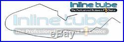 2004 2005 2006 Pontiac GTO Preformed Metal Vapor Return Fuel Gas Line Tube SS 1p