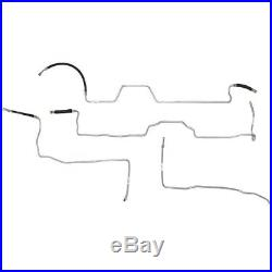 2004-2007 Chevy Silverado Fuel Line Kit. Stainless Steel. LIFETIME WARRANTY