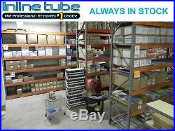2006-07 Chevrolet Monte Carlo Main & Vapor Fuel Gas Line Kit Set 2pc wHose SS