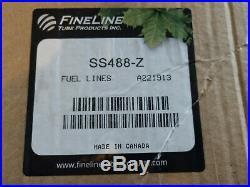 2007 Sierra Classic 1500 Fine Line Fuel Lines SS488-Z fuel line kit