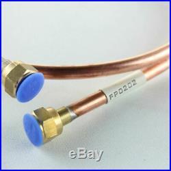25x Automec Copper Brake Pipe Set FP0202 Copper MGB Fuel Line Tank to Pump (r5)