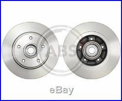 2x A. B. S. Brake Disc 18160C