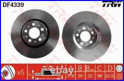 2x Die Bremsscheibe Für Volvo Xc90 I 275 B 6324 S B 5254 T2 B 6294 T D 5244 T5