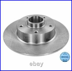 2x MEYLE Brake Disc MEYLE-ORIGINAL Quality 16-15 523 0024