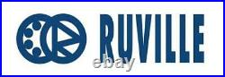 2x RUVILLE HINTEN RADLAGERSATZ RADLAGER SATZ 5327 I FÜR SAAB 9-3,900 II, 9-5