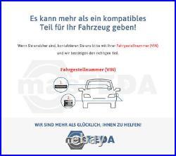 2x SNR HINTEN RADLAGERSATZ RADLAGER SATZ R15454 G FÜR AUDI A3, Q3, TT, 8PA, 8P1,8U