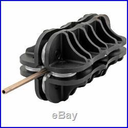 4LIFETIMELINES 1/4 Handheld Tubing Straightener for Brake & Fuel Line Tube