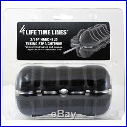 4LIFETIMELINES 3/16 Handheld Tubing Straightener for Brake & Fuel Line Tube