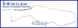 64-65-66-67 chevelle convert main fuel line 3/8 OEM NS