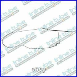 65 66 67 Chevelle Main Fuel Line 3/8 Hardtop SS Cars