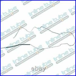70 71 72 Chevelle Main Fuel Line 3/8 Hardtop OEM