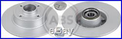ABS 17542C Bremsscheiben 432005338R