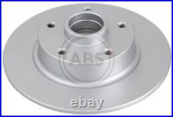 ABS 18140 Bremsscheiben 432001539R
