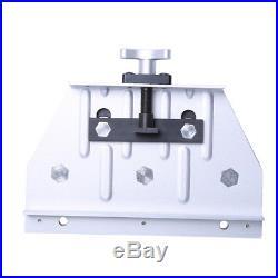 Aluminum Brake Fuel Line Tube Straightener Fit 3/16 1/2 Pipe Hose Tubing Tool