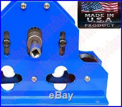 BENT METAL Coil Tubing Tube Straightener AUTO Fuel BRAKE LINE Straightner