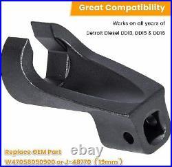 Brake Adjustment Tool+Engine Barring+Fuel Line Socket For Detroit Diesel DD13/15