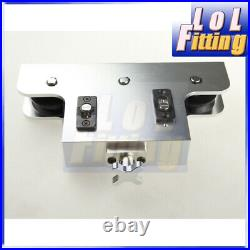 Brake & Fuel Line Tube Straightener Fits 3/16 To 1/2 Tube Tool