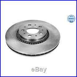 Bremsscheibe (2 Stück) MEYLE-ORIGINAL Quality Vorderachse Meyle 514 521 0001