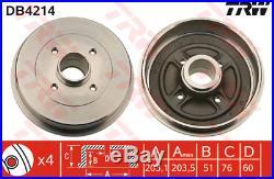 Bremstrommel TRW DB4214