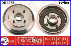 Bremstrommel TRW DB4275