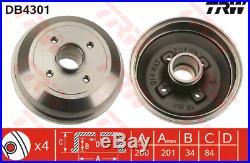 Bremstrommel TRW DB4301