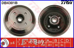 Bremstrommel TRW DB4301B