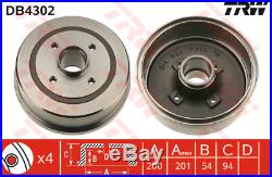 Bremstrommel TRW DB4302