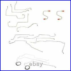 Complete Brake & Fuel Line Kit Fits Buick LeSabre 1997-1999-CBF0010OM