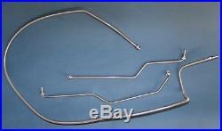 Corvette project fuel brake line kit 1969 1970 1971 1972 1974 1975 1976 1977 78
