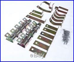 Datsun 240Z 70-72 Brake and Fuel Line clamp bracket kit NEW 274