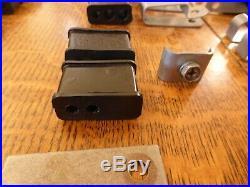 Datsun 260z 280z 2+2 brake line clips fuel line clips rubber isolators brake lin
