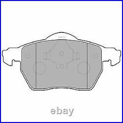 Der Bremsbelagsatz, Die Scheibenbremse Für Volvo Skoda C70 I Coupe 872 B 5234 T3