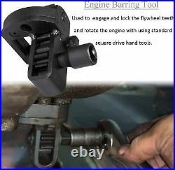 Engine Barring Brake Tools Fuel Line Socket For Detroit Diesel DD13 DD15 DD16