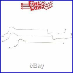 Fine Lines OGL9901 Toyota Solara Fuel Lines Steel