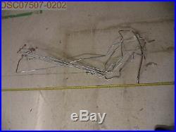 Fine Lines, ZGL9401OM, 94-95 Mustang GT, Main Fuel Line set, Steel, P005