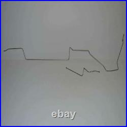 For Ford Mustang 1967-1970 Fuel Line Kit 6 Cylinder 2 Piece 5/16-ZGL6701OM-CPP