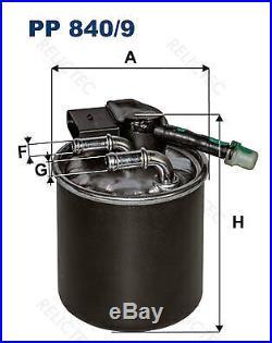 Fuel Filter for MB InfinitiW212, S212, S205, W205, X204, W204, S204, X218, C218, C205